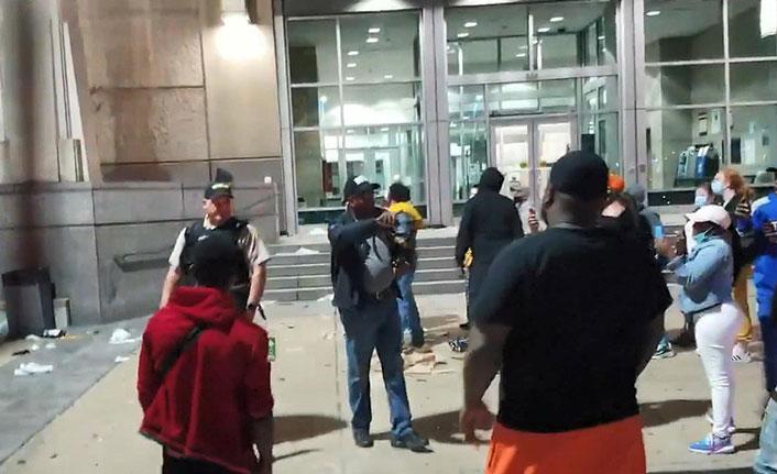 ABD'de St. Louis cezaevinde yine isyan ateşi yandı