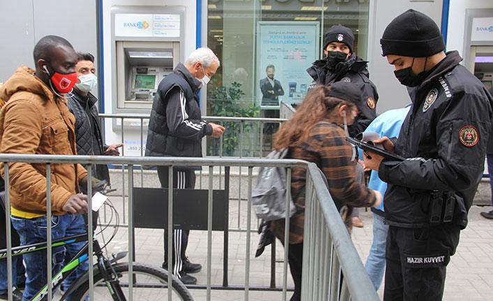 Samsun'da 'hazır kuvvet polisi'nin görev süresi uzatıldı