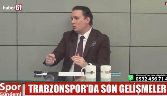 """""""Trabzonspor'un başvurusu hak arama özgürlüğü"""""""