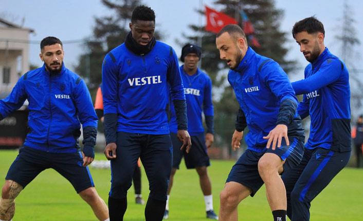 Trabzonspor Kayseri maçına hazır