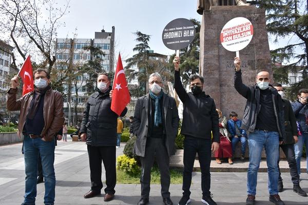 Trabzon'dan Emekli Amirallerin bildirisine tepki