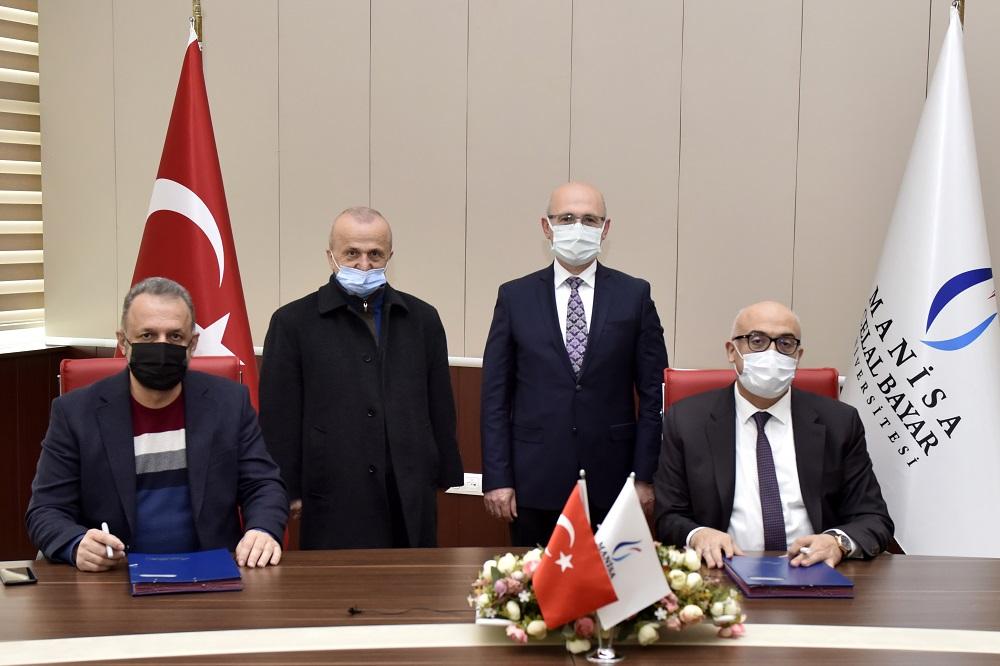 MCBÜ ile HEGEM arasında protokol imzalandı