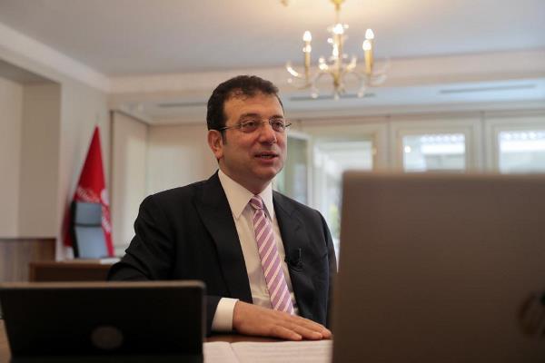 """İmamoğlu: """"Herkesin şehir yönetiminde söz hakkı var"""""""