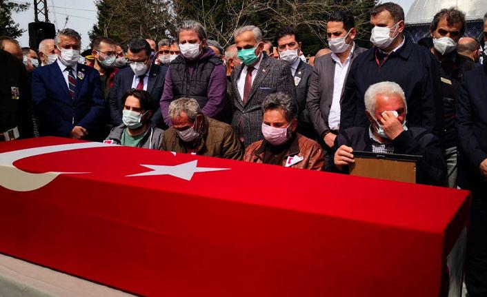 Şehit Burak Gençcelep'in cenaze töreni