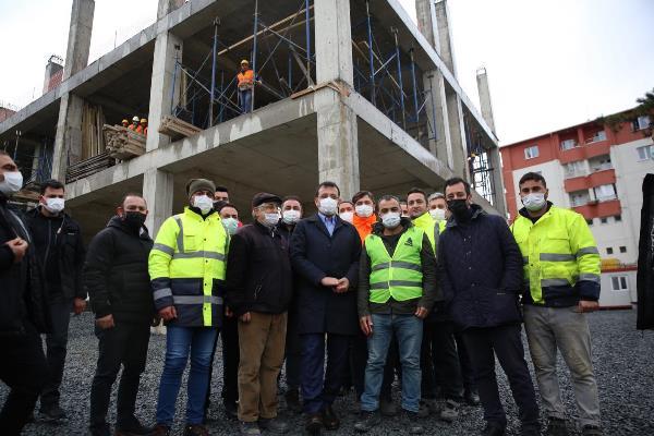 """İmamoğlu: """"Kırsalı yok etmeye çalışanlara karşıyız; beton kanal istemiyoruz"""""""