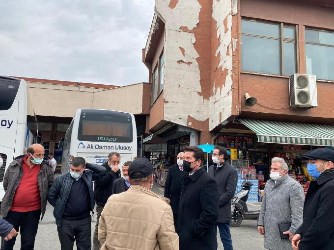 Ahmet Kaya'dan terminal tepkisi: Utanıyoruz!
