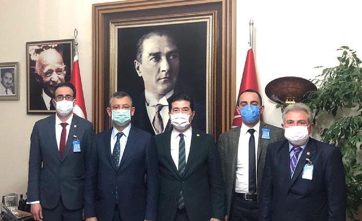 CHP Ortahisar'ın Ankara seferi