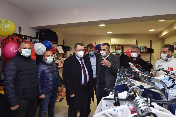 Trabzon'un iyilik kapısı açıldı