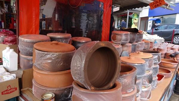 Trabzon'da Ramazan'da güveç satışları arttı