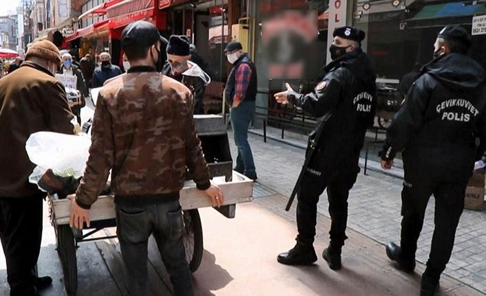 Samsun'daki görüntüler pes dedirtti! Polis cezayı kesti