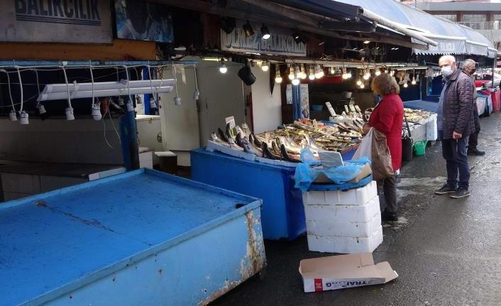 Ramazan'ın ilk günü Trabzon'da balık fiyatları nasıl?