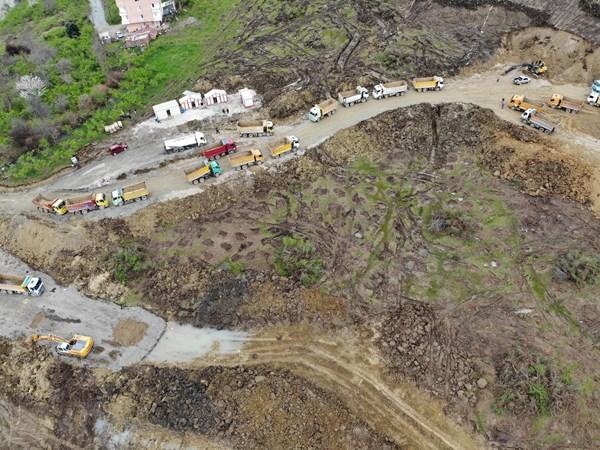 Ordu Şehir Hastanesi inşaatı devam ediyor