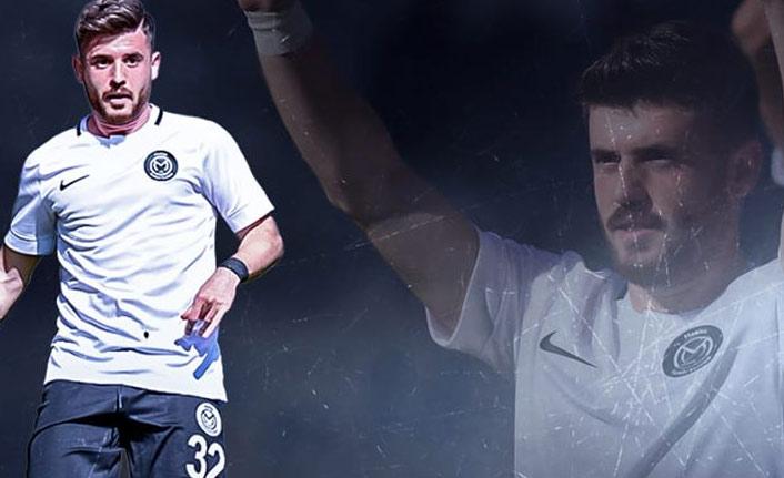 Trabzonspor sağbek Mehmet Yılmaz'ı takip ediyor