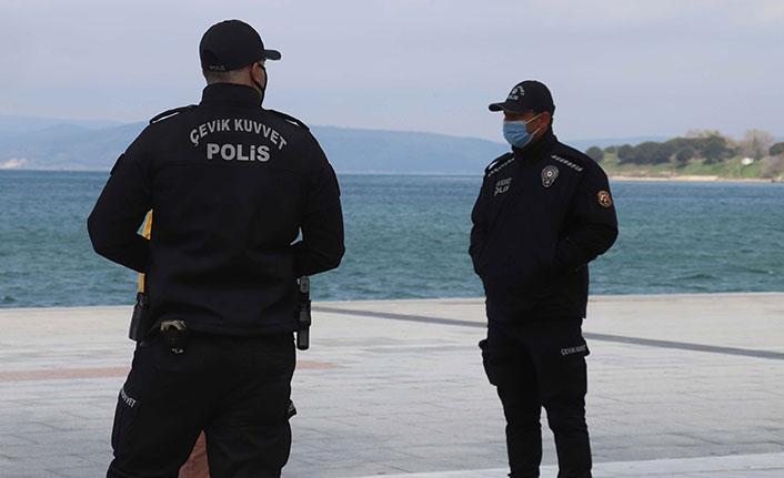 Vaka artışı yaşanan ilde sahiller ve parklar halka kapatıldı
