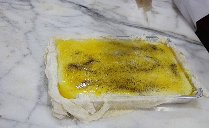 Hopa Laz böreğinde seri üretime geçiliyor
