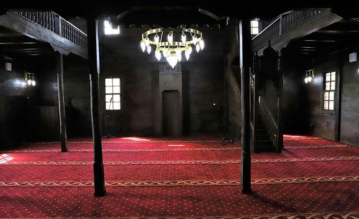 Ordu'da 154 yıllık tarihi cami restore edildi