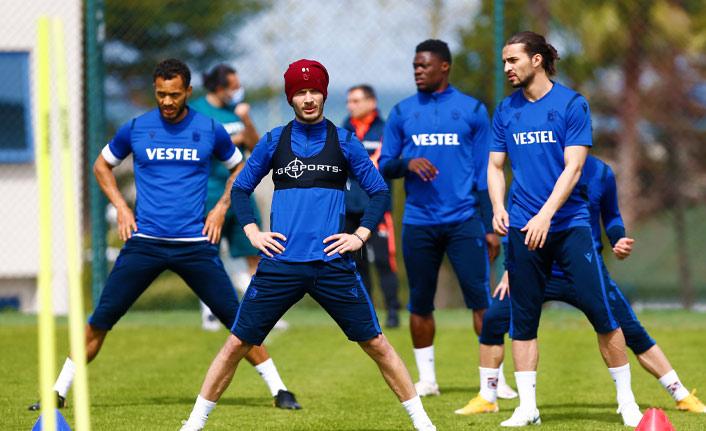Trabzonspor Galatasaray maçına hazır