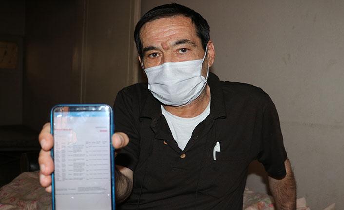 Kanser hastası adamın ilacı 2 aydır başkalarına satılıyor