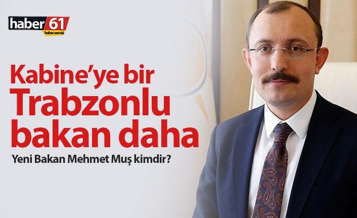 """Yeni Ticaret Bakanı Mehmet Muş'tan ilk açıklama! """"Tek amacımız 84 milyonun refahını yükseltmek"""""""