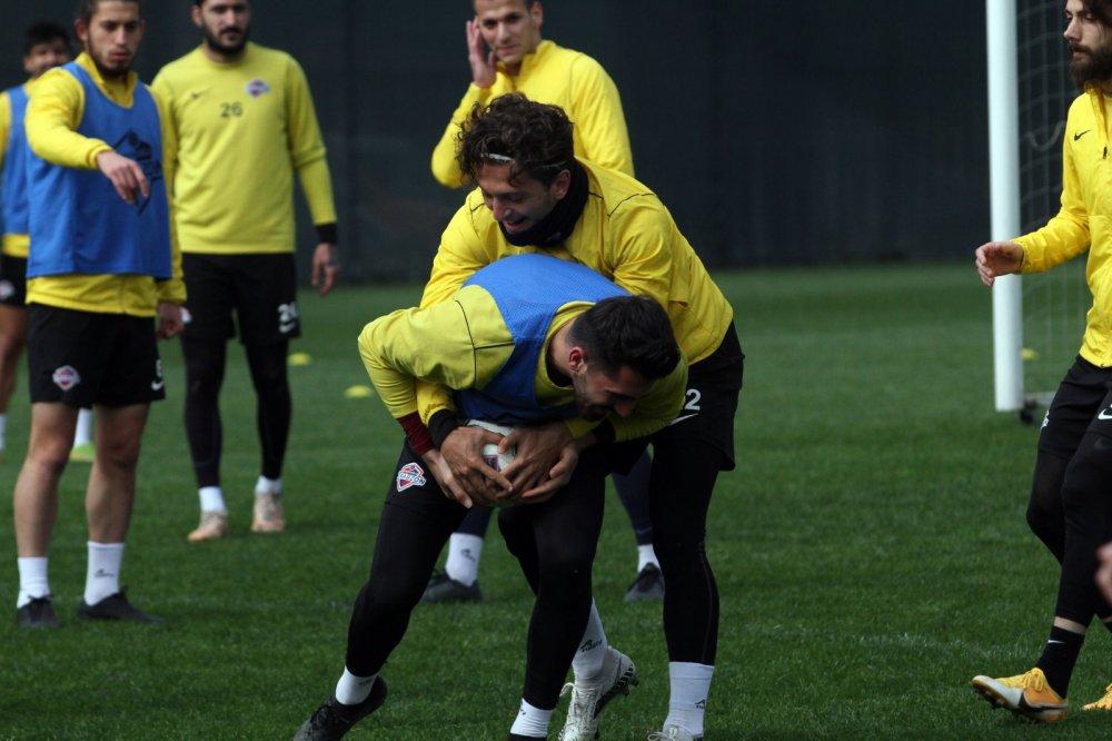 Hekimoğlu Trabzon İnegölspor'a hazır