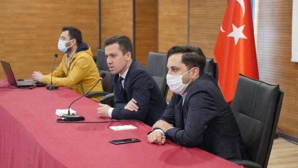 Trabzon'un ulaşımı için ortak akıl toplantısı
