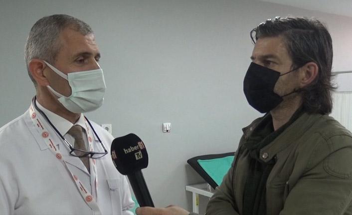 """Sinovac mı, Biontech mi? Sorusuna böyle cevap verdi! """"Hangi aşı olduğu önemli değil, mühim olan bir an önce korunmak"""""""