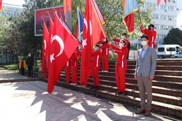 23 Nisan Trabzon'da kutlandı