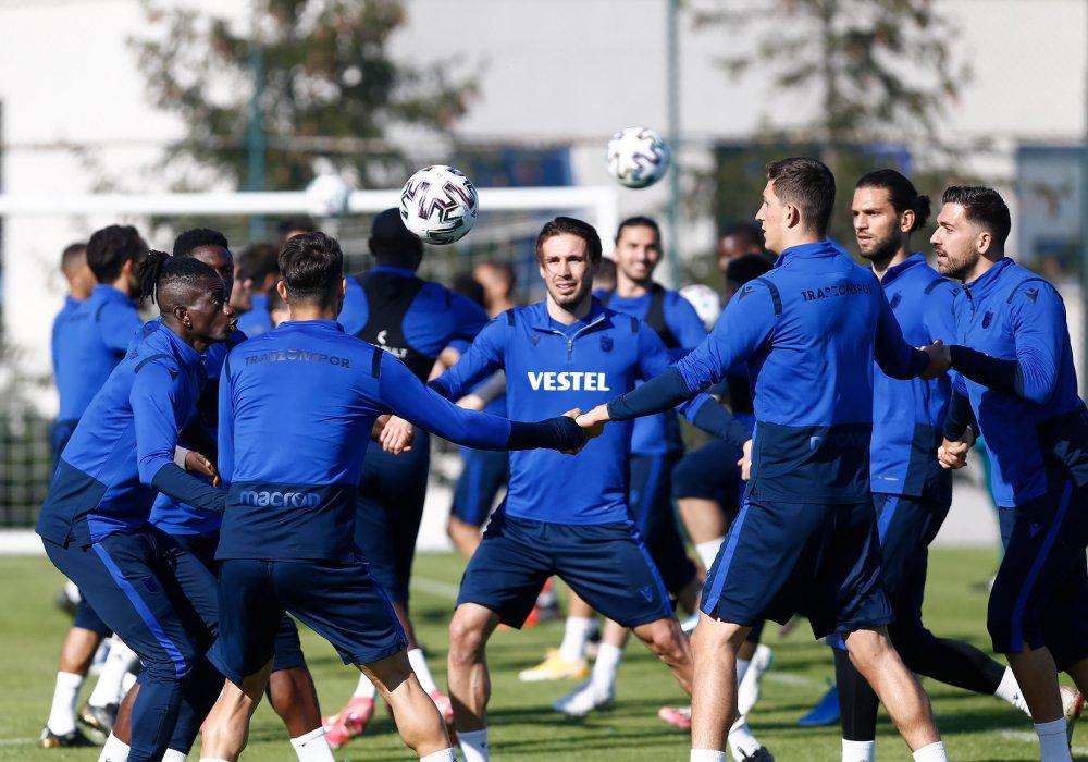 Trabzonspor Karagümrük'e hazır