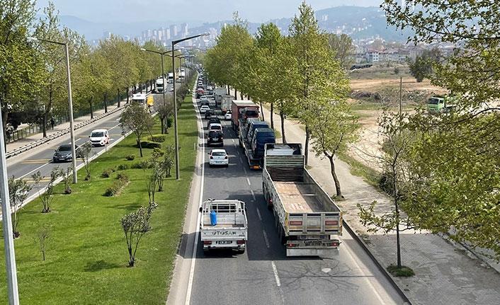 Yasak öncesi Karadeniz'e göç
