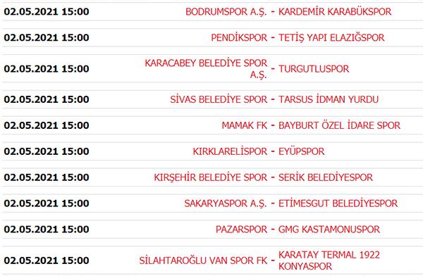 Süper Lig 38. Hafta maç sonuçları, Süper Lig puan durumu ve 39. Hafta maç programı