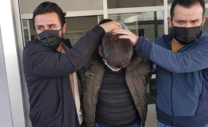Samsun'da korkunç olay! 18 yıllık eşini öldürdü