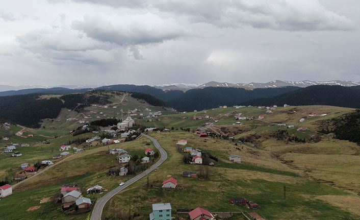 Trabzonlular tam kapanmada yaylalara ilgi göstermedi