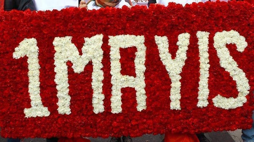 Bugün 1 Mayıs! 1 Mayıs'ın tarihi, İlk ne zaman kutlanmaya başladı?