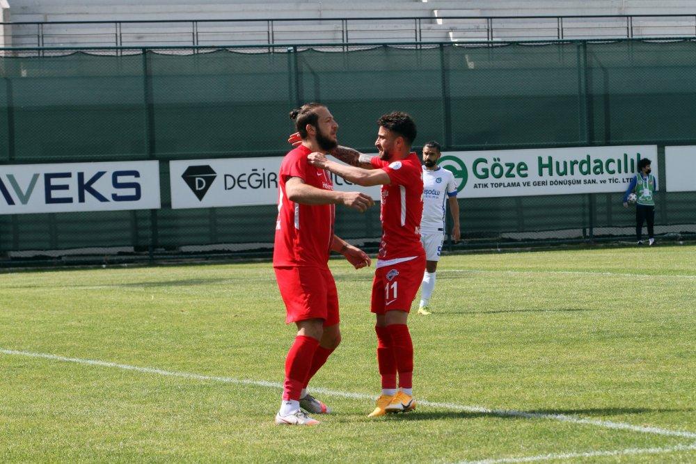 Hekimoğlu Trabzon Ergene Velimeşespor'u rahat geçti
