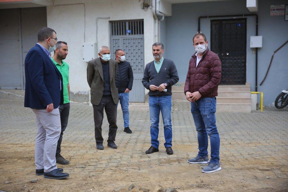 Yomra'da yıllardır talep edilen park yapılıyor