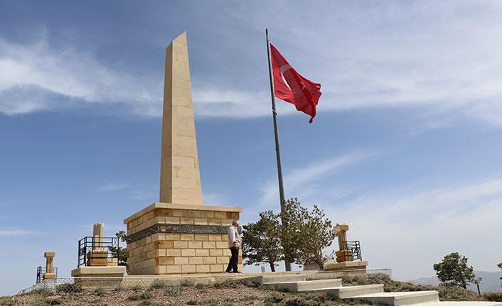 Kop Dağı Müdafaası Tarihi Milli Parkı'nda korona sessizliği