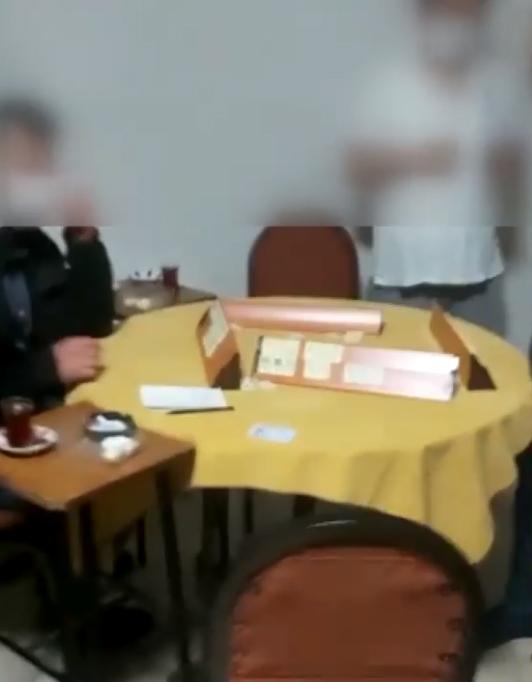 Trabzon'da pes dedirten olay! Fırını kumarhaneye çevirdiler