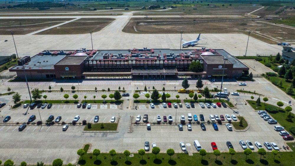 Bursa'da uçak seferleri ertelendi! Trabzon da var