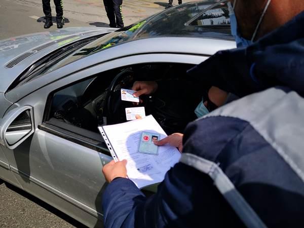 Trabzon'da trafik haftası denetimi! Vali Ustaoğlu katıldı