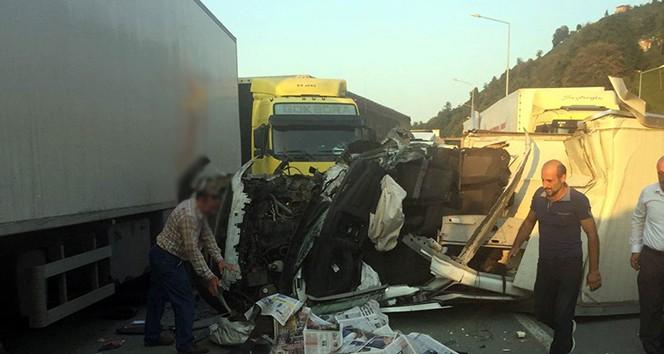 1 kişinin öldüğü trafik kazası için karar verildi! 24 ay taksitle para cezası