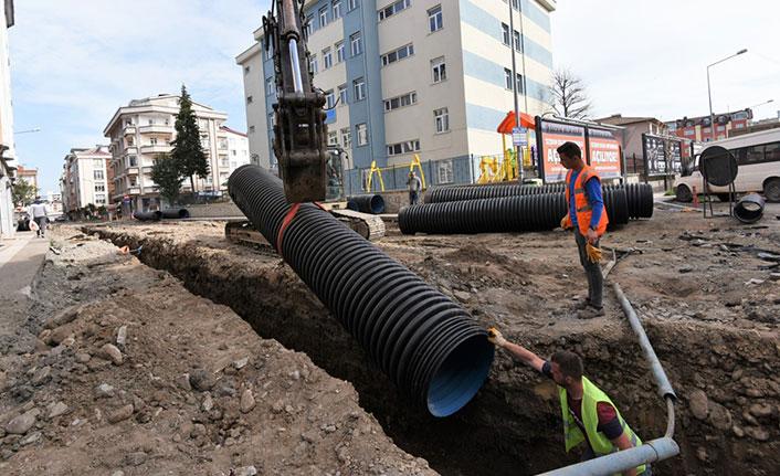 Kısıtlamalar belediye çalışmalarına engel olmadı