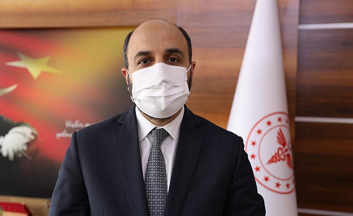 Samsun İl Sağlık Müdürü: İl dışı kaynaklı vakaları kontrol altına aldık