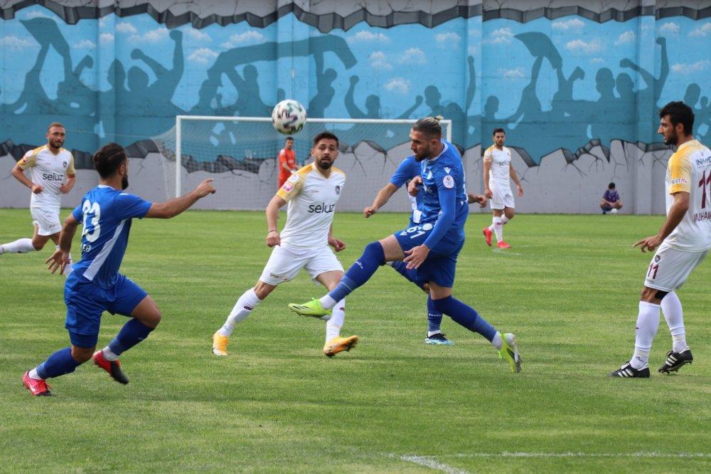 Ofspor Play-off ilk maçında kazandı