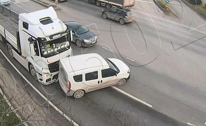 Nisan ayında 26 bin 203 trafik kazası gerçekleşti