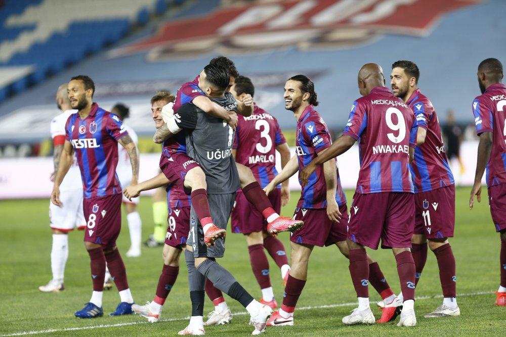 Trabzonspor Avrupa'da boy gösterecek