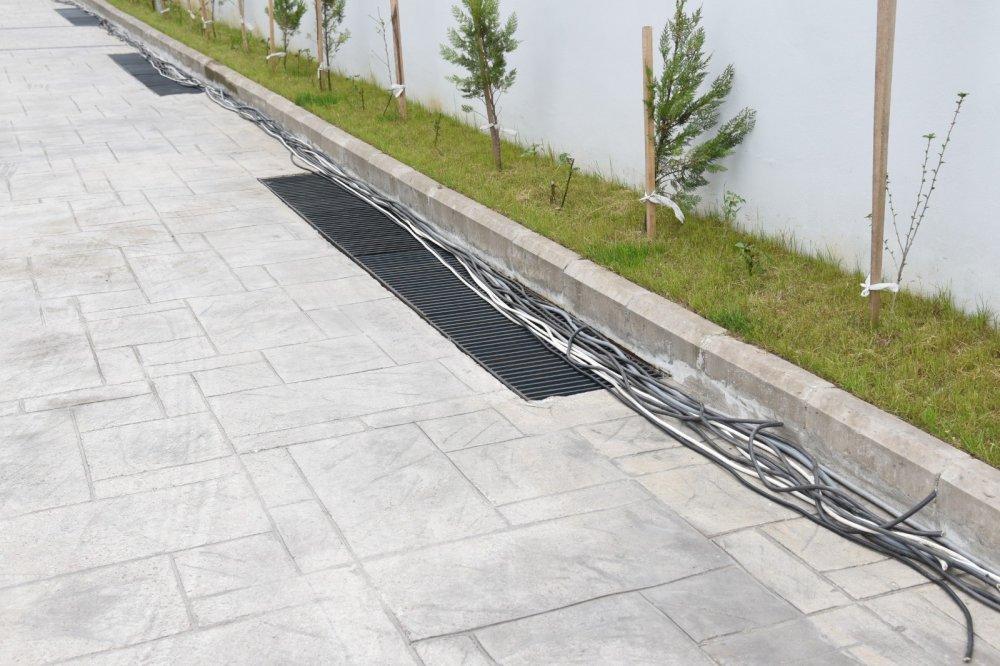 Giresun'da süs havuzunun kablolarını çaldılar! Hırsızlar yakalandı