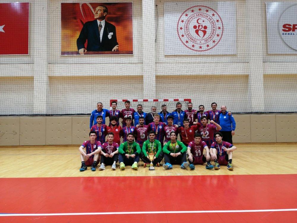 Trabzon Büyükşehir Belediyesi hentbol takımı Süper Lig'de