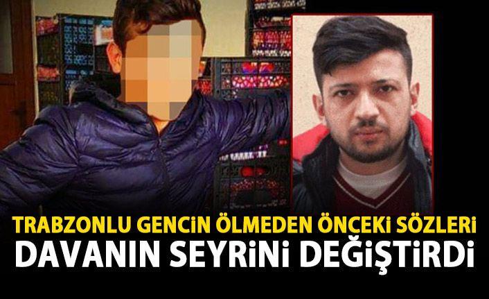 Trabzon'daki cinayet davasında karar çıktı!