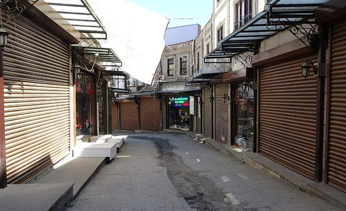 Trabzon'un Kemeraltı Çarşısı
