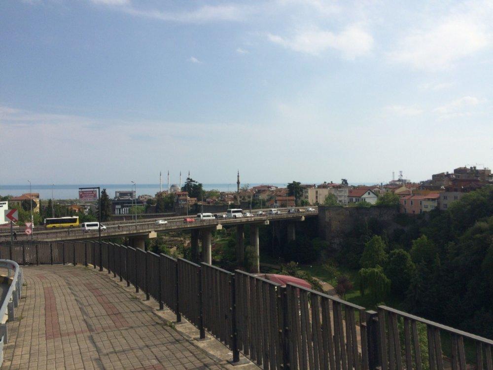 Trabzon'da tam kapanma sonrası trafikte son durum